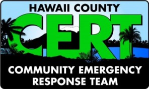 Hawaii County Emergency Response Team